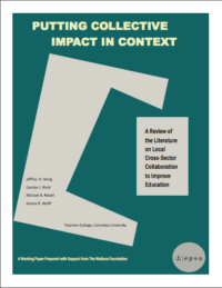 Putting Collective Impact in Context